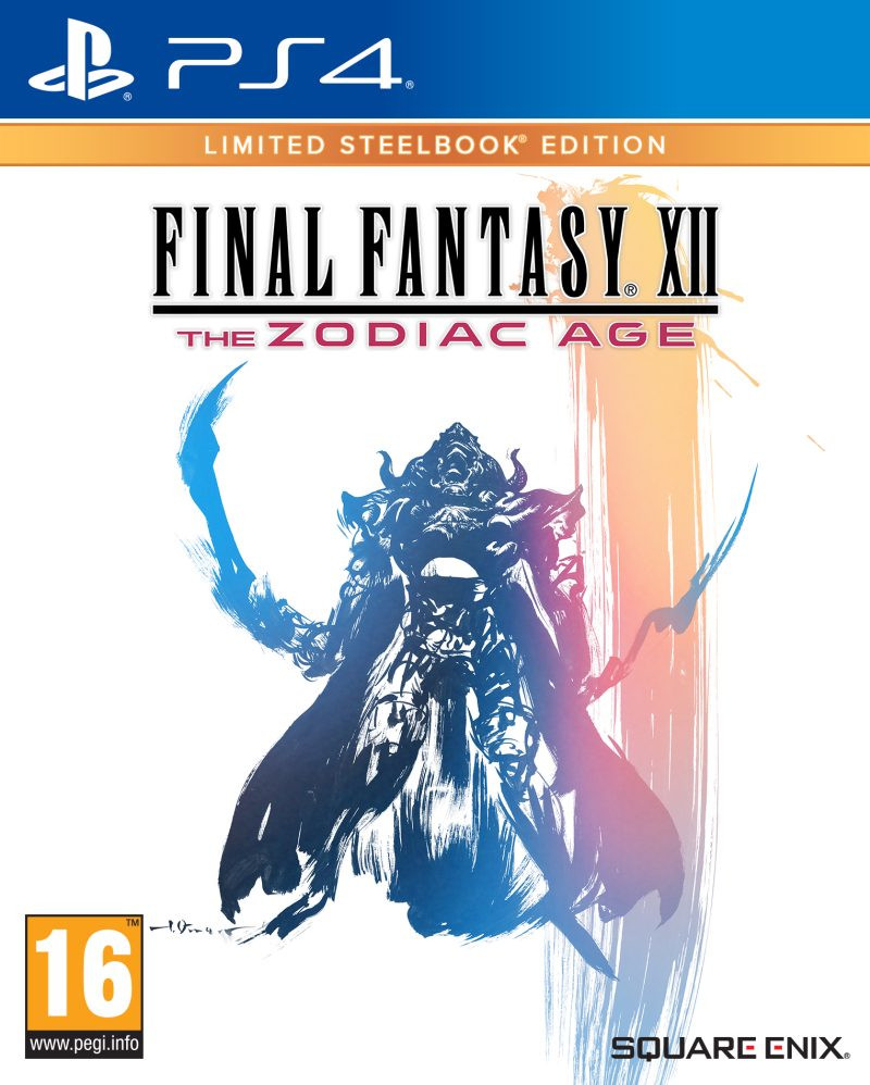 PS4 Final Fantasy XII - The Zodiac Age - Limited Edition
