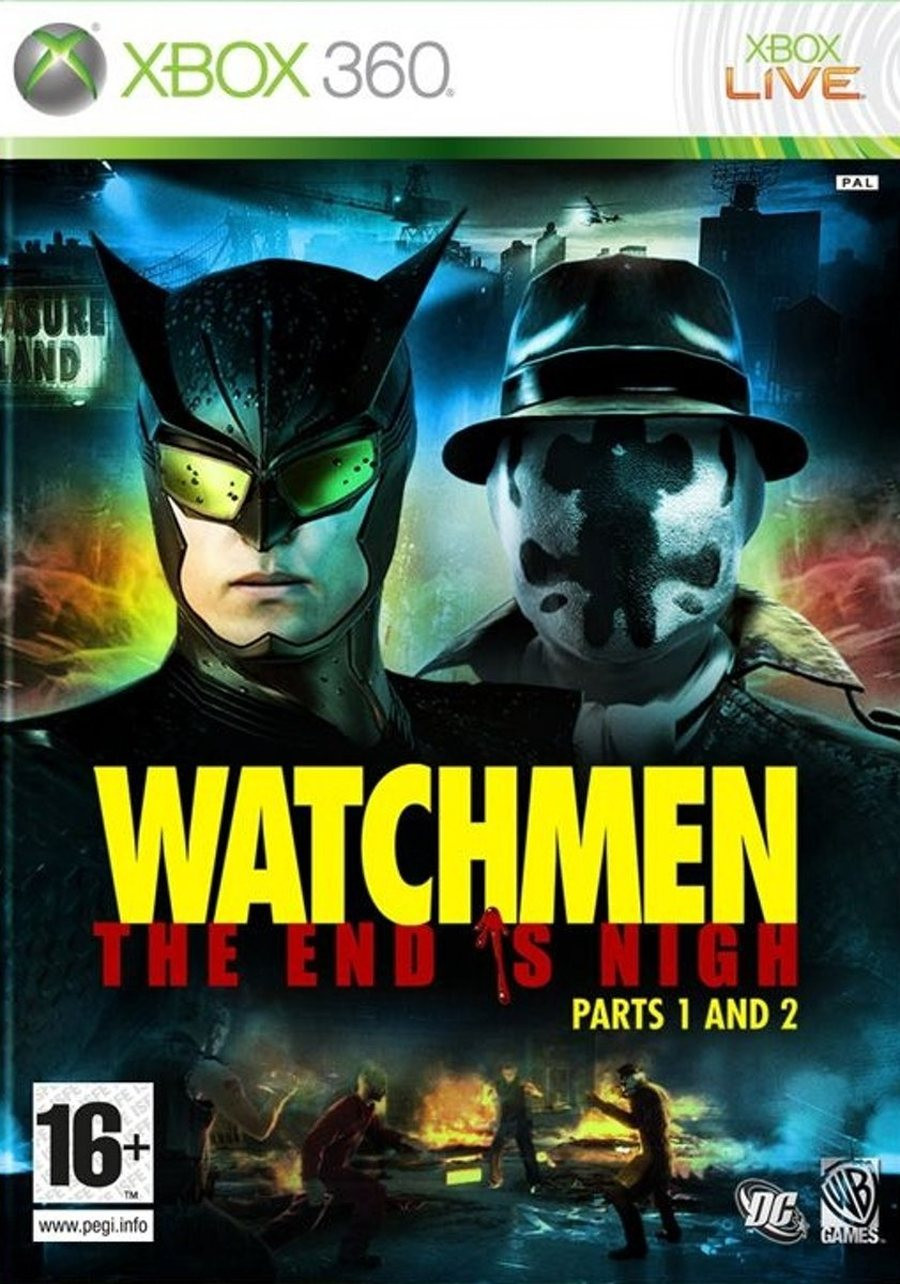 XBOX 360 Watchmen - The End Is Night