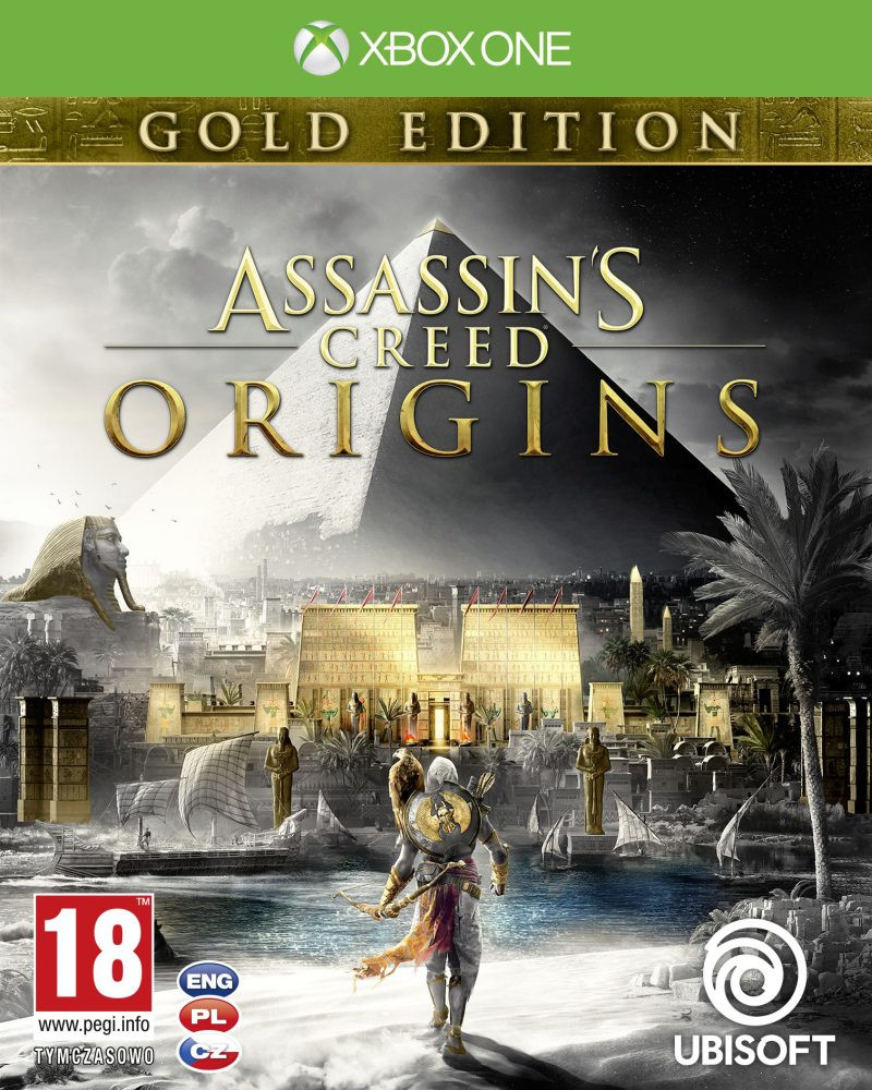 XBOX ONE Assassins Creed Origins Gold Edition