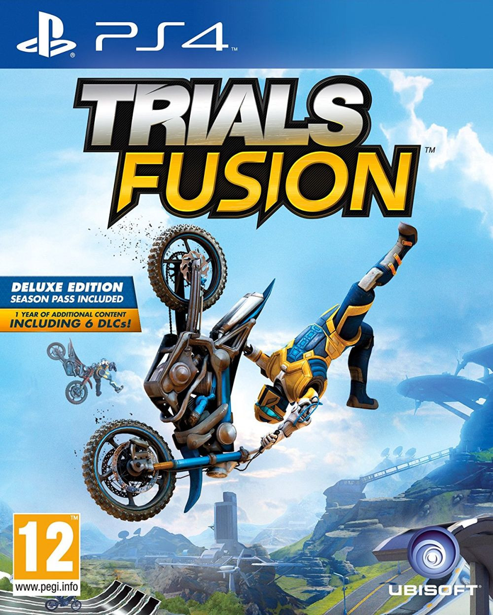 PS4 Trials Fusion