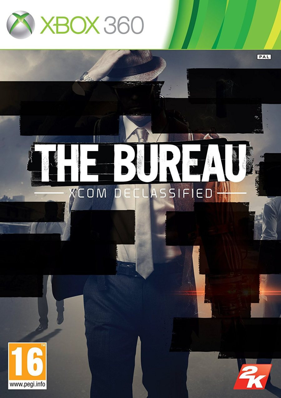XBOX 360 The Bureau XCom DeClassified