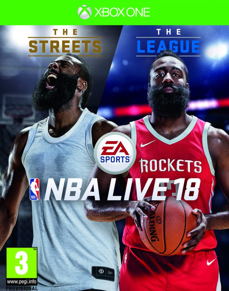 XBOX ONE Nba Live 18 - The One Edition