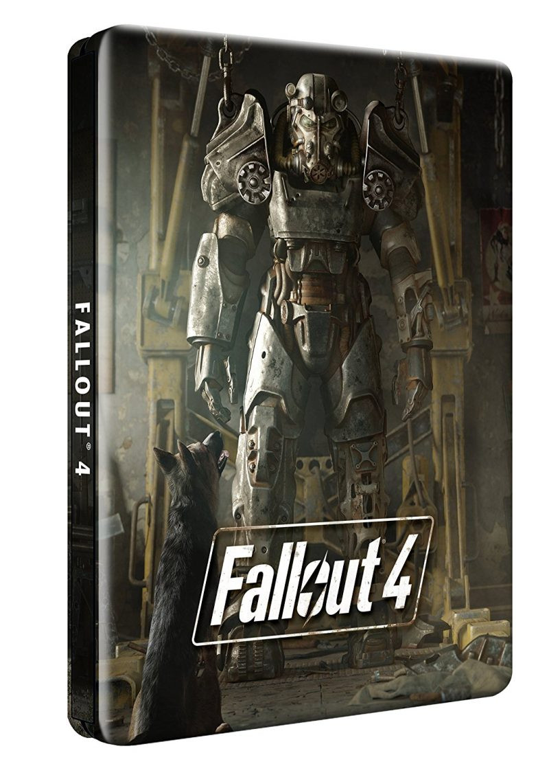 PS4 Fallout 4 Steelbook