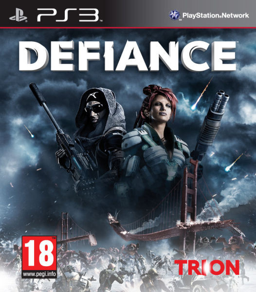 PS3 Defiance