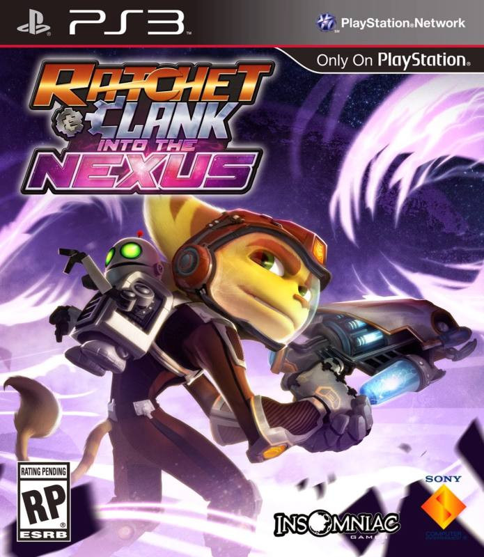 PS3 Ratchet And Clank - Nexus