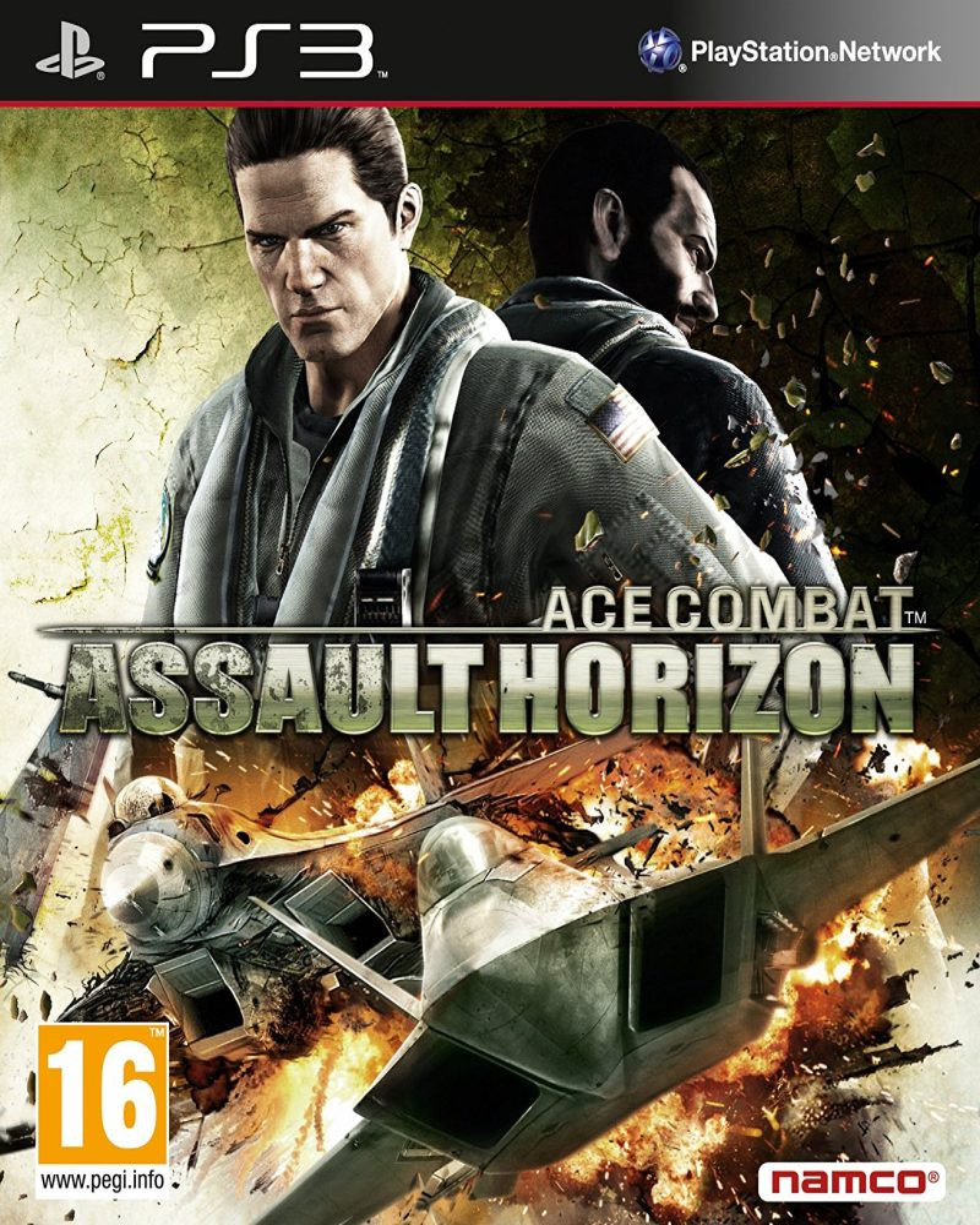 PS3 Ace Combat Assault Horizon