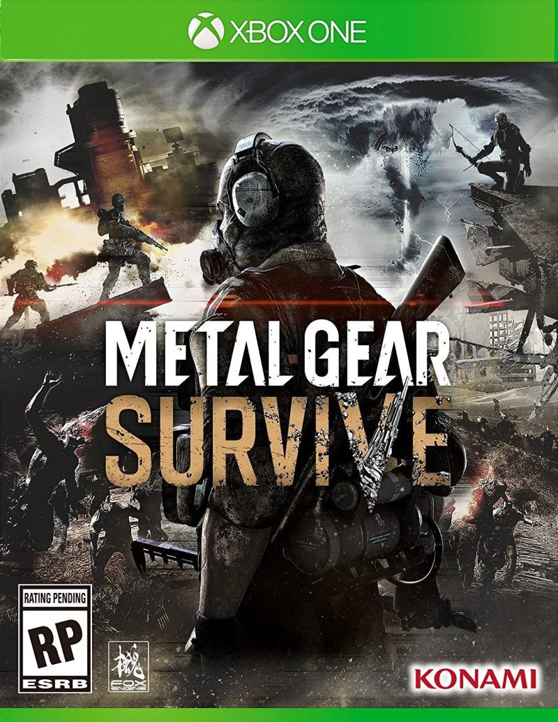 XBOX ONE Metal Gear - Survive
