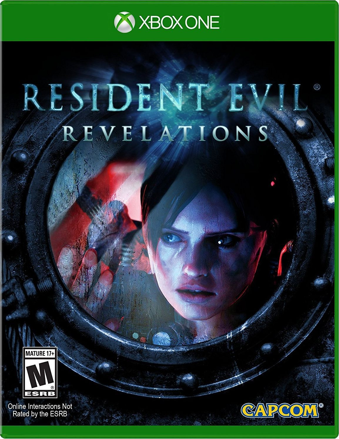 XBOX ONE Resident Evil - Revelations HD
