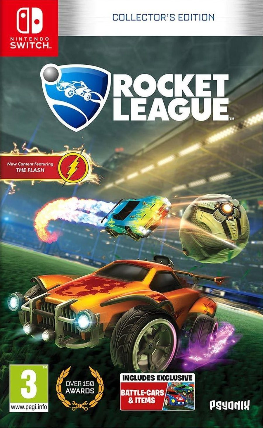SWITCH Rocket League Collectors Edition