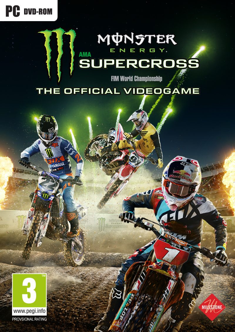 PCG Monster Energy Supercross