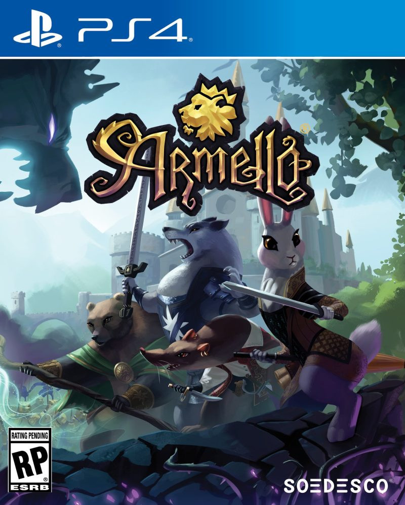 PS4 Armello - Special Edition