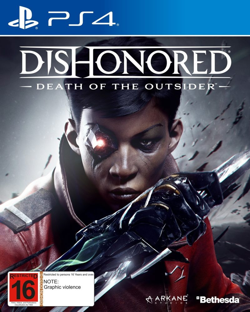 PS4 Dishonored Death of the Outsider