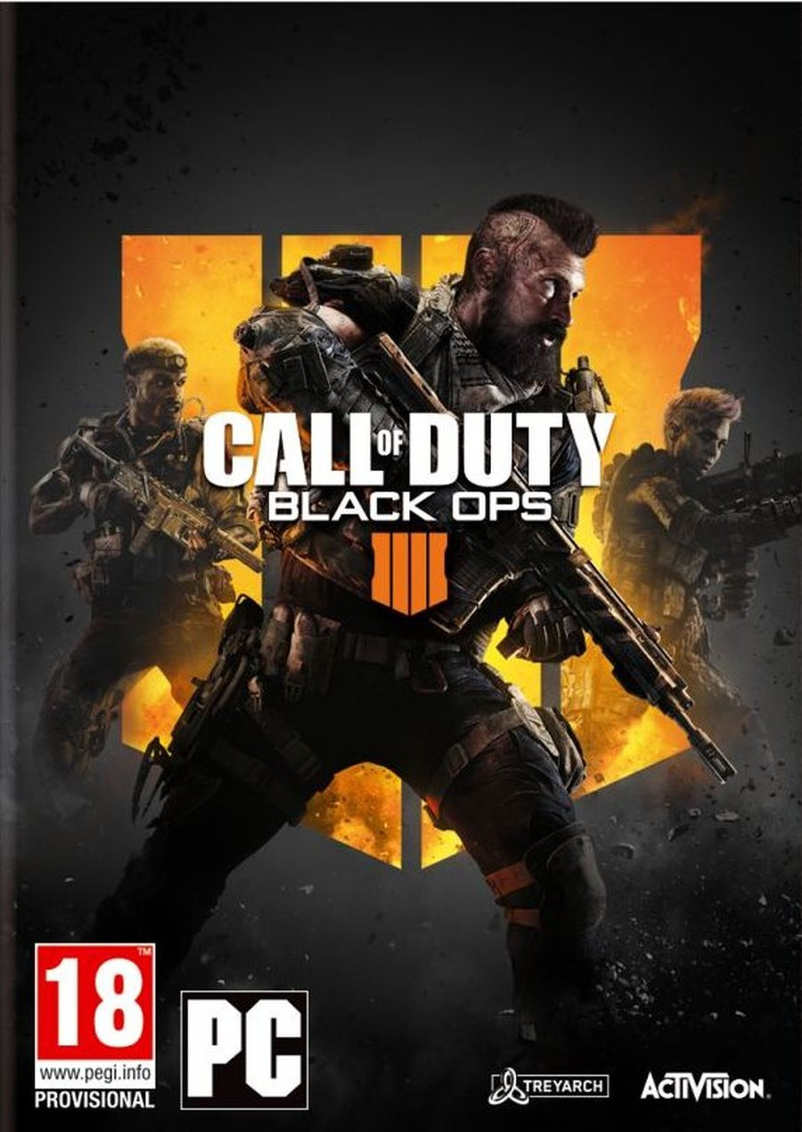 PCG Call of Duty - Black Ops 4