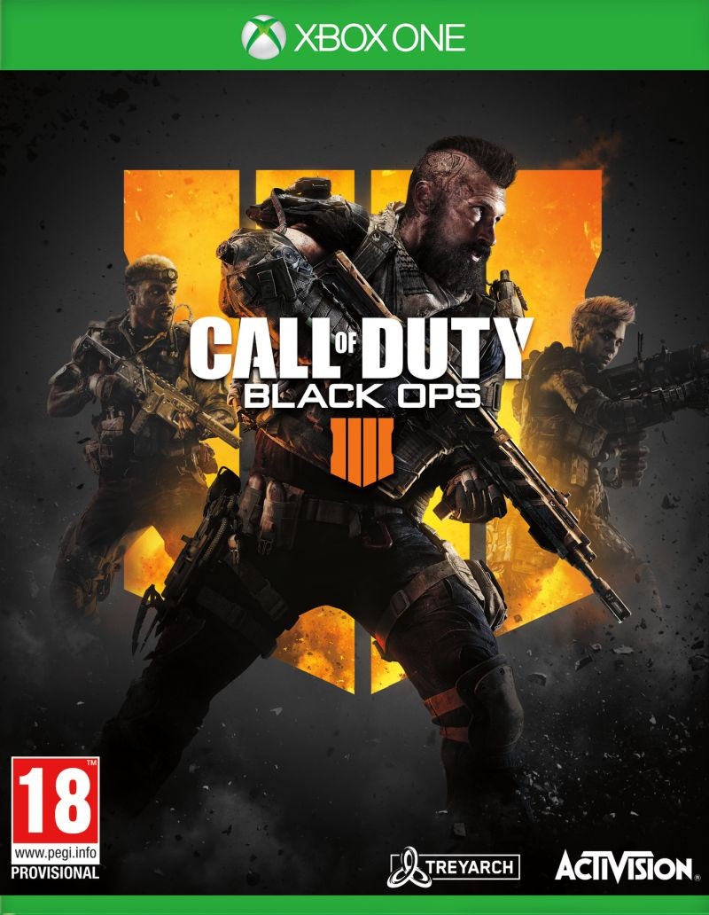 XBOX ONE Call of Duty - Black Ops 4