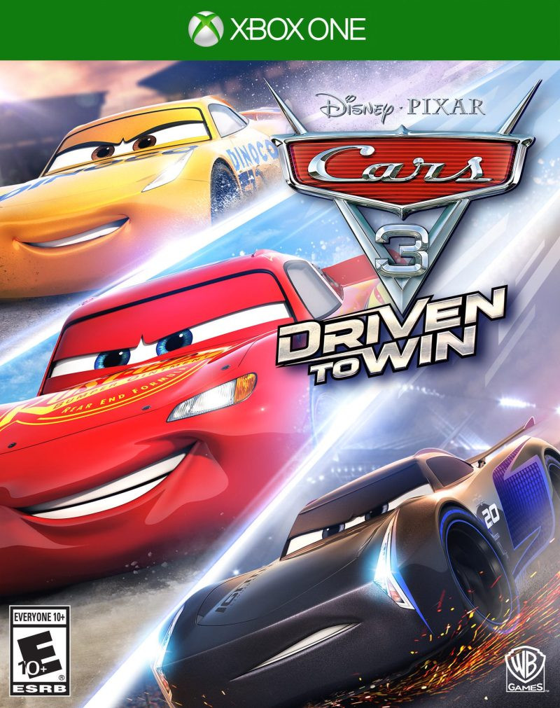 XBOX ONE Cars 3 - Driven to Win