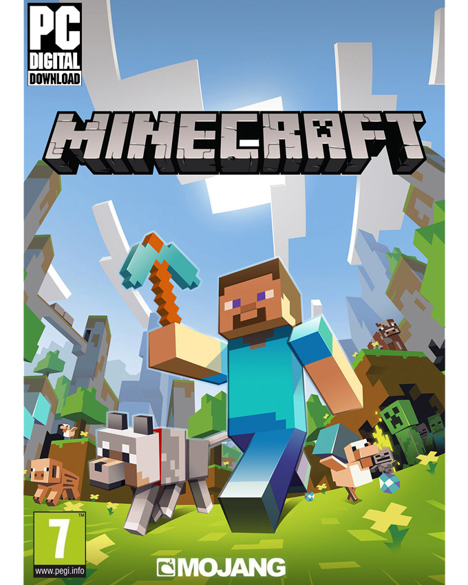 Minecraft (Majkraft) igrica za PC - CD-KEY