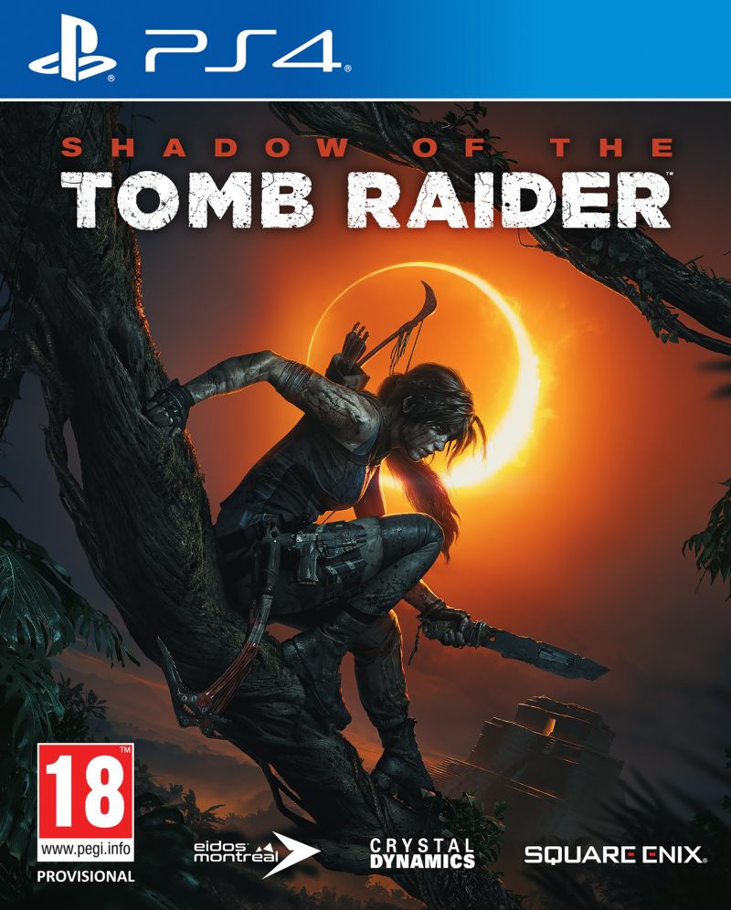 PS4 Shadow of the Tomb Raider