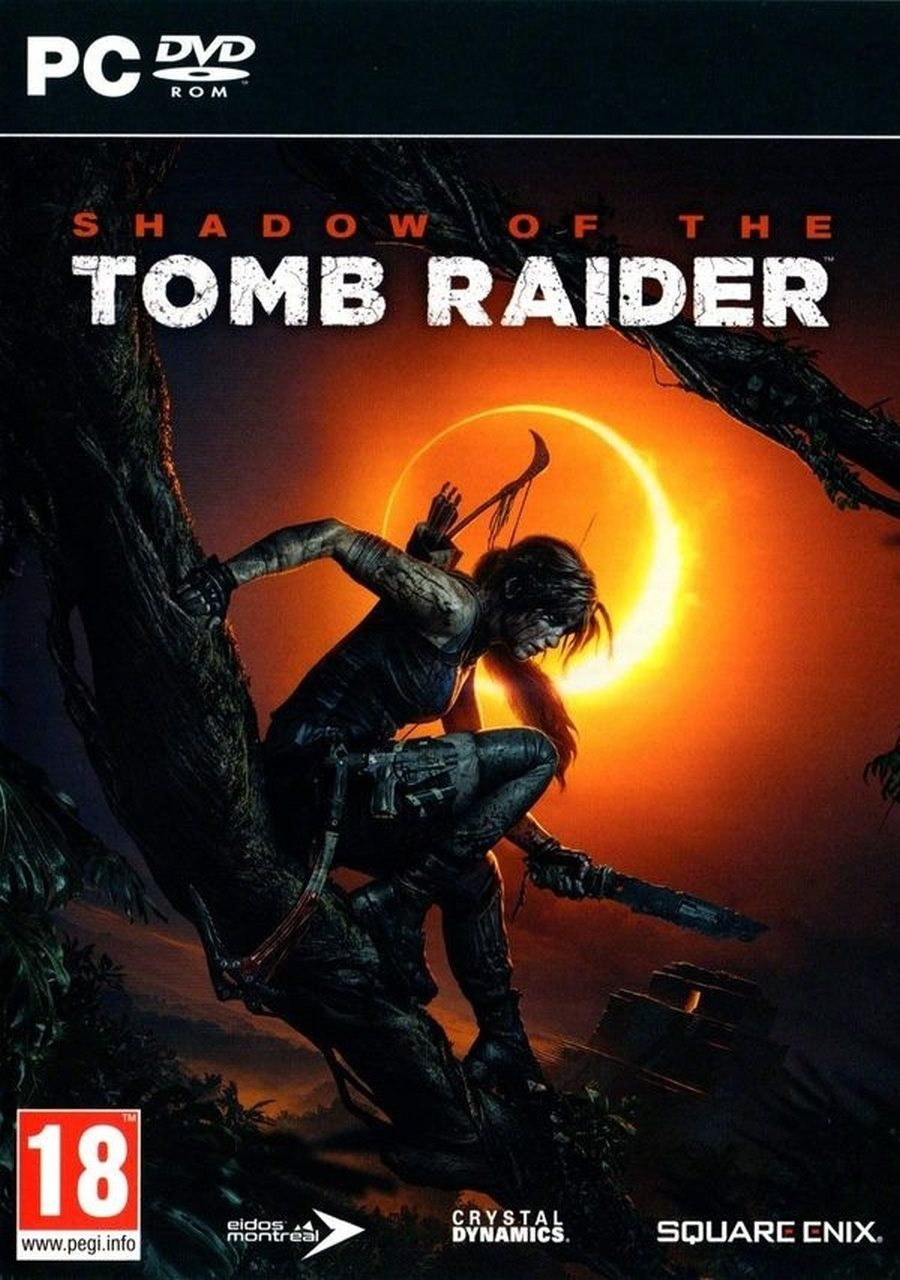 PCG Shadow of the Tomb Raider