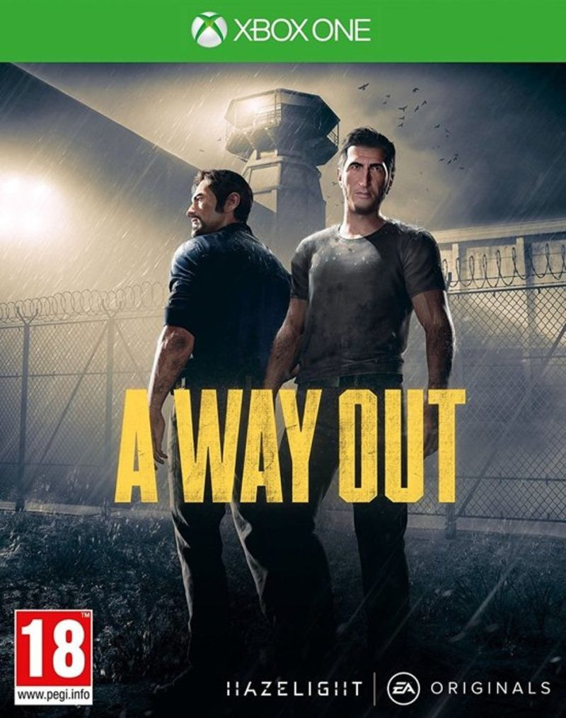 XBOX ONE A Way Out