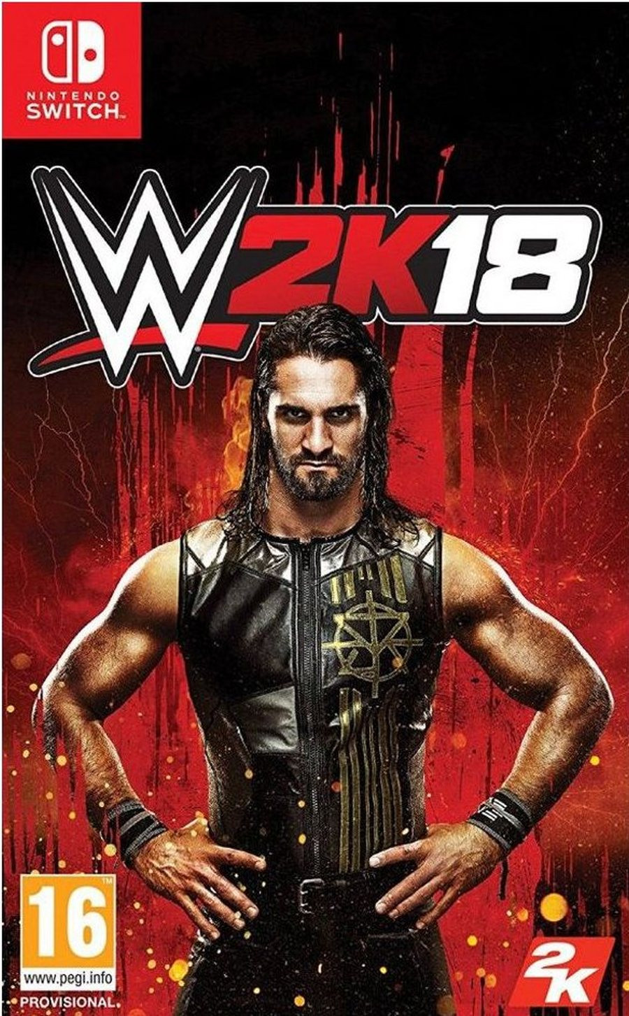 SWITCH WWE 2k18
