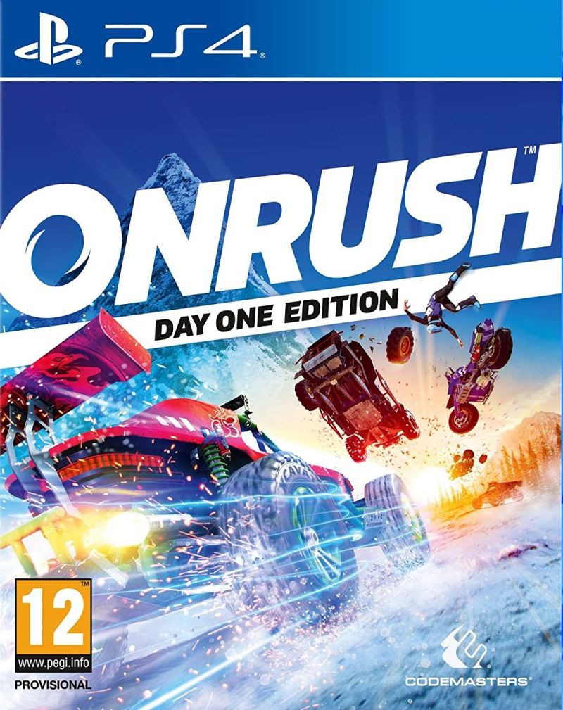 PS4 Onrush - Day One Edition