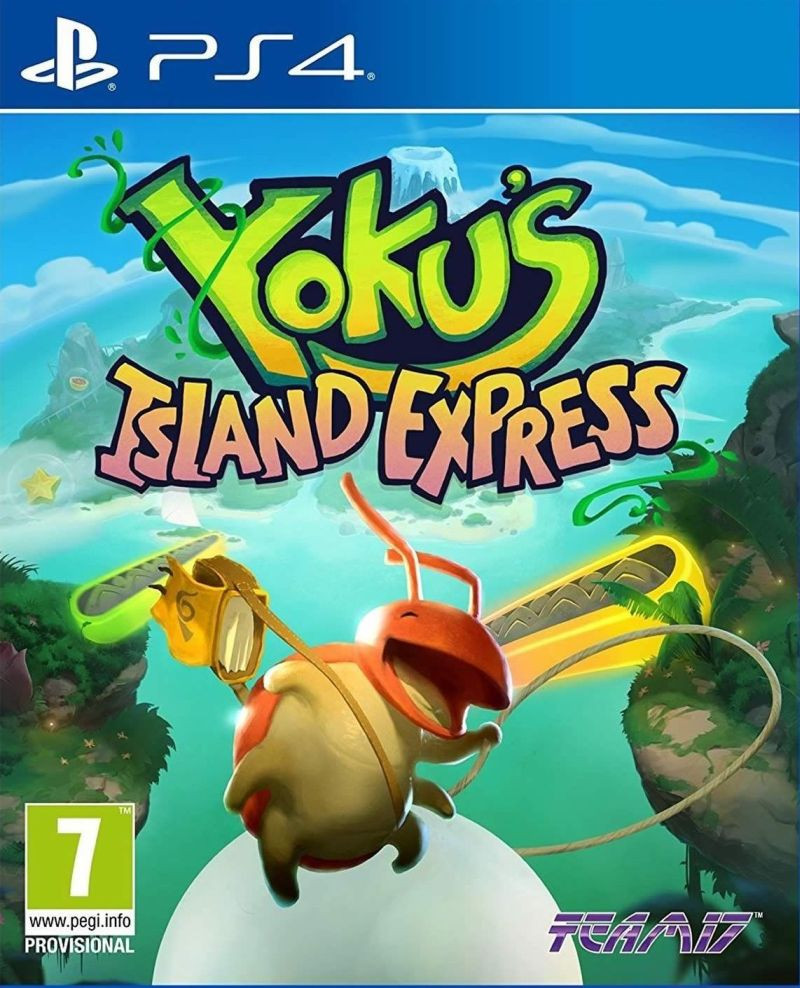 PS4 Yokus Island Express