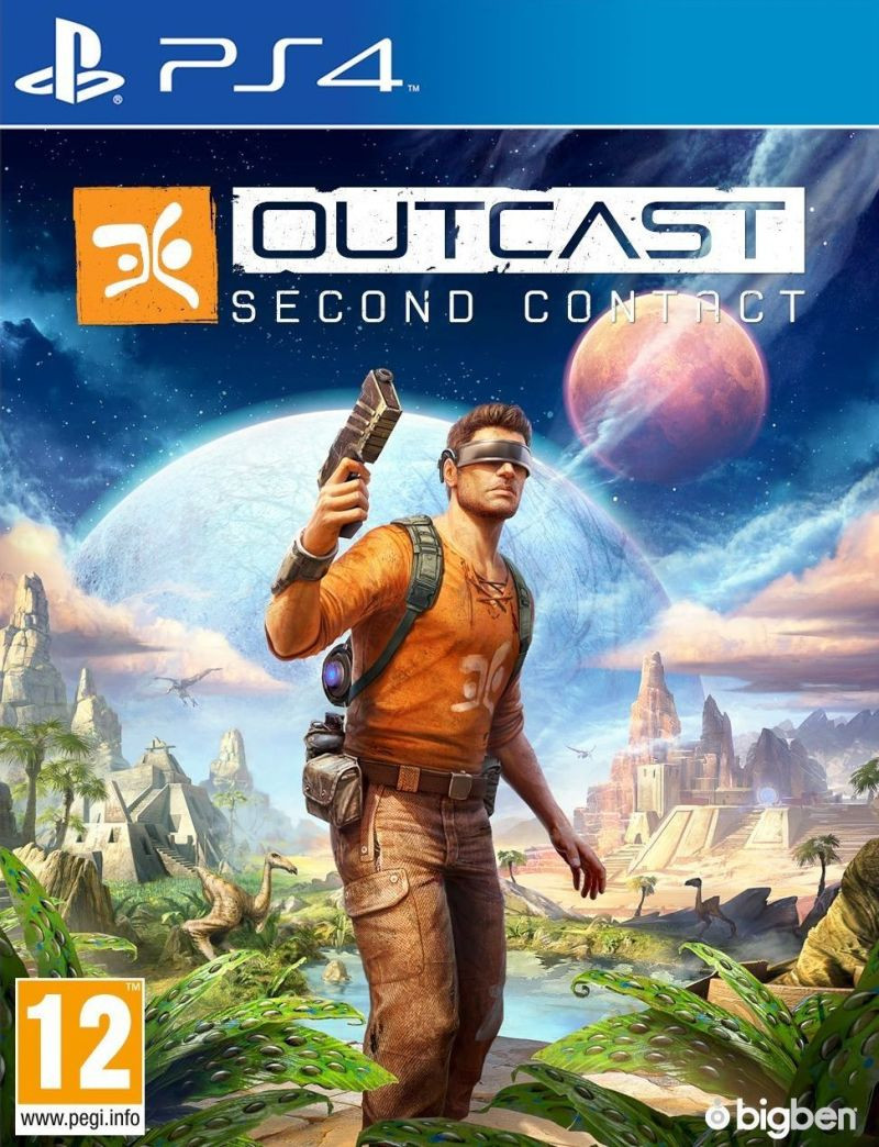 PS4 Outcast - Second Contract