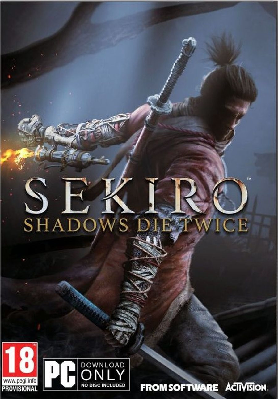 PCG Sekiro - Shadows Die Twice