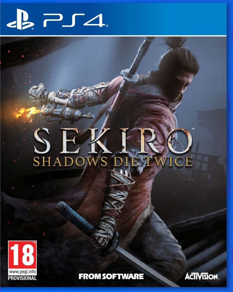 PS4 Sekiro - Shadows Die Twice