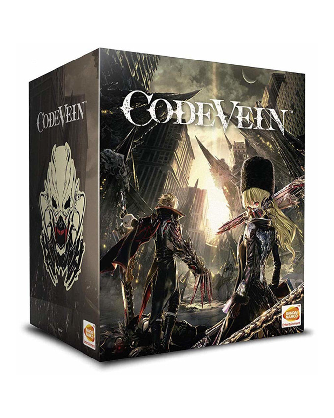 PS4 Code Vein - Collectors Edition