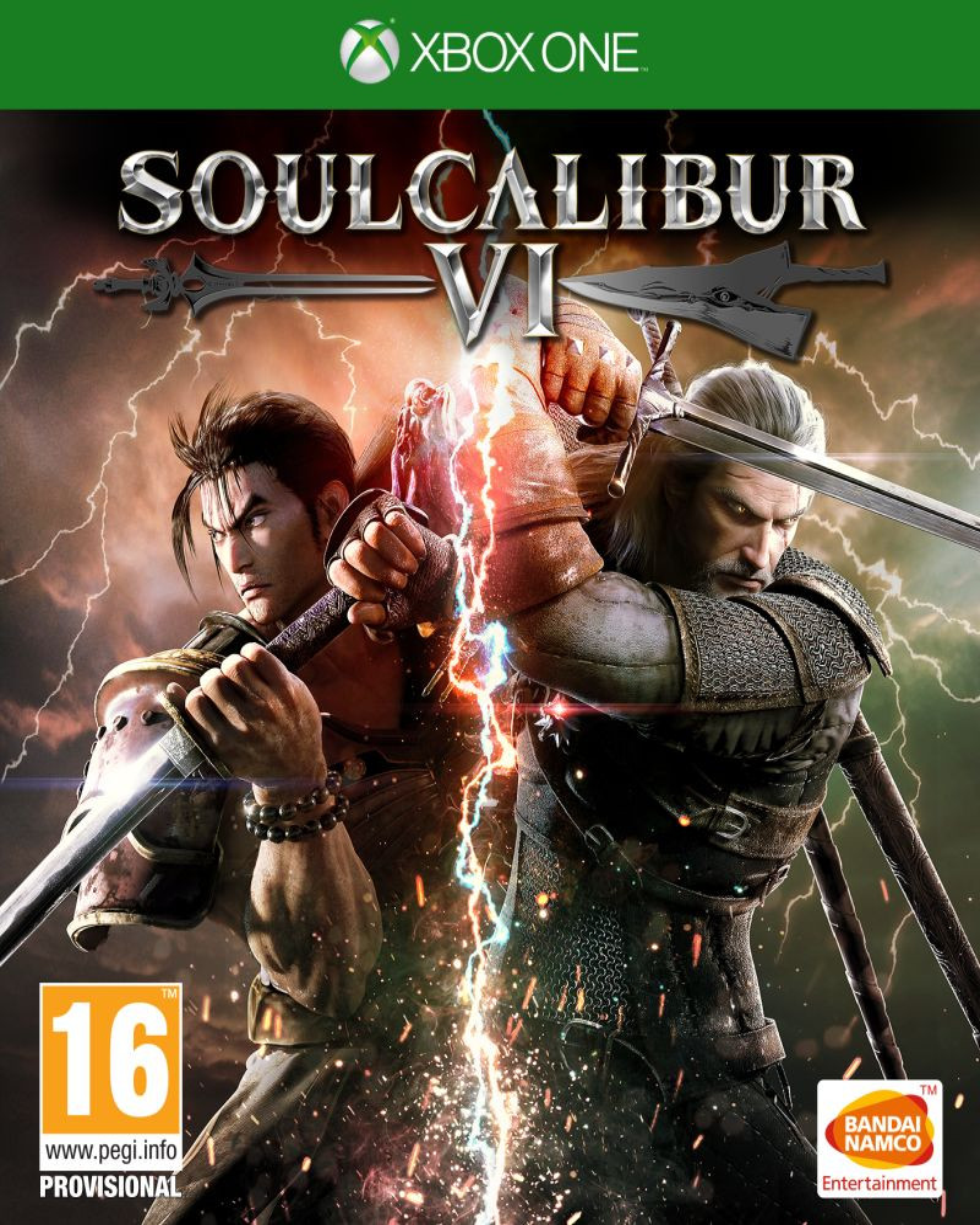 XBOX ONE Soul Calibur 6