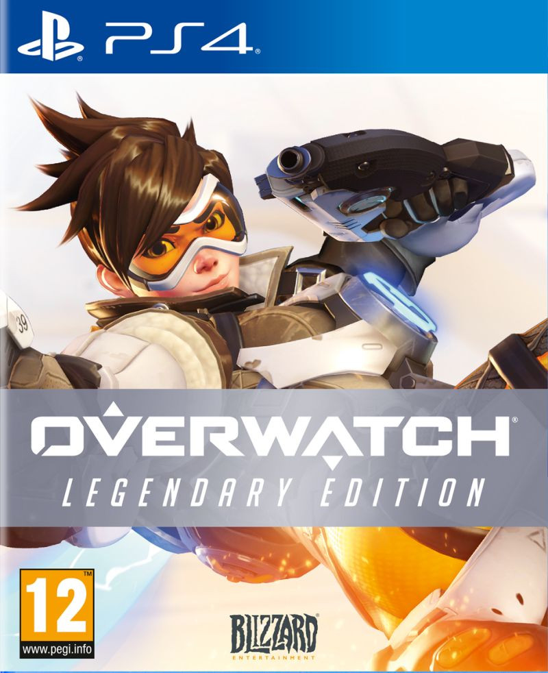 PS4 Overwatch - Legendary Edition