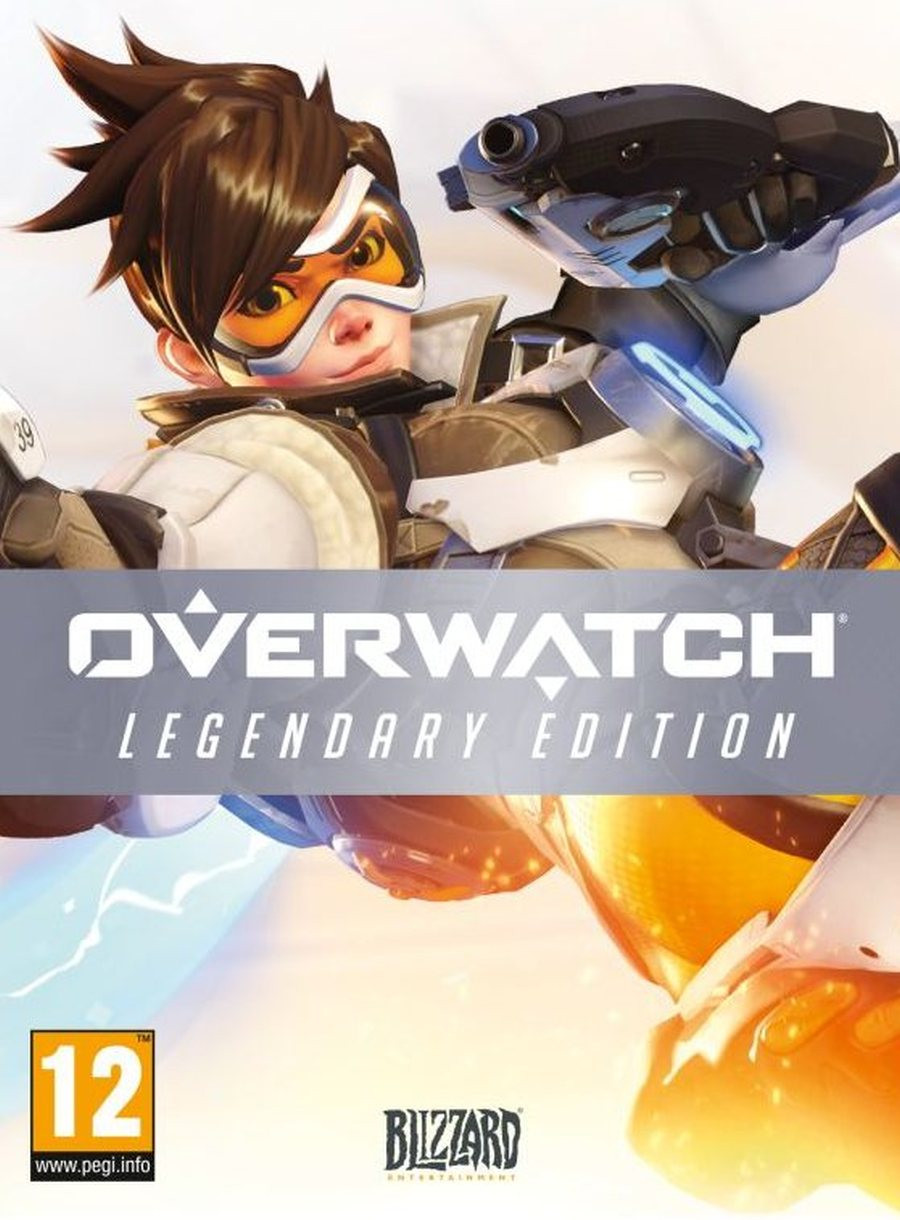 PCG Overwatch - Legendary Edition