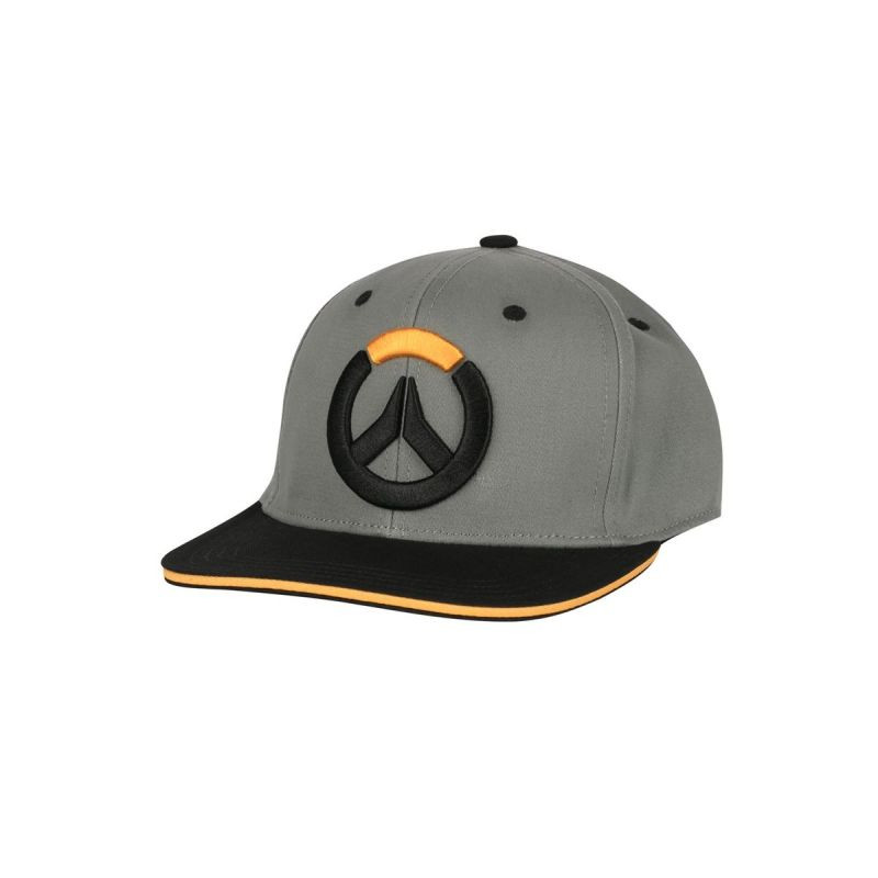 Kačket Overwatch Blocked Stretch Fit Hat - Grey