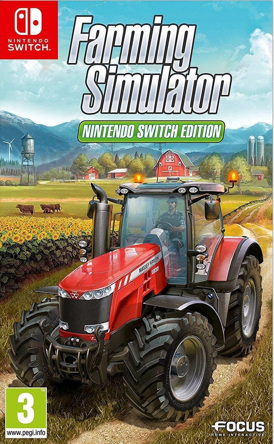 SWITCH Farming Simulator 17