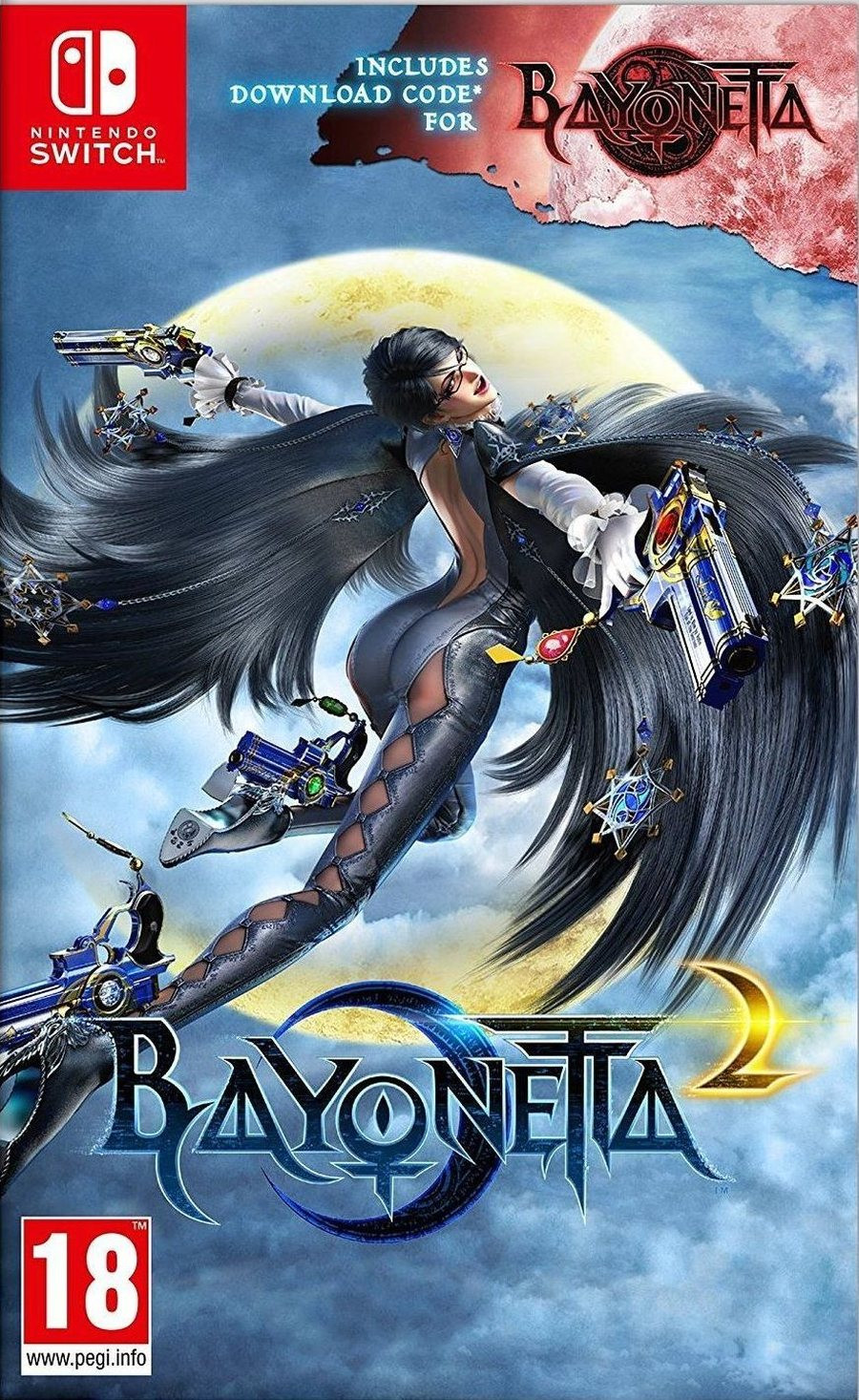 SWITCH Bayonetta + Bayonetta 2
