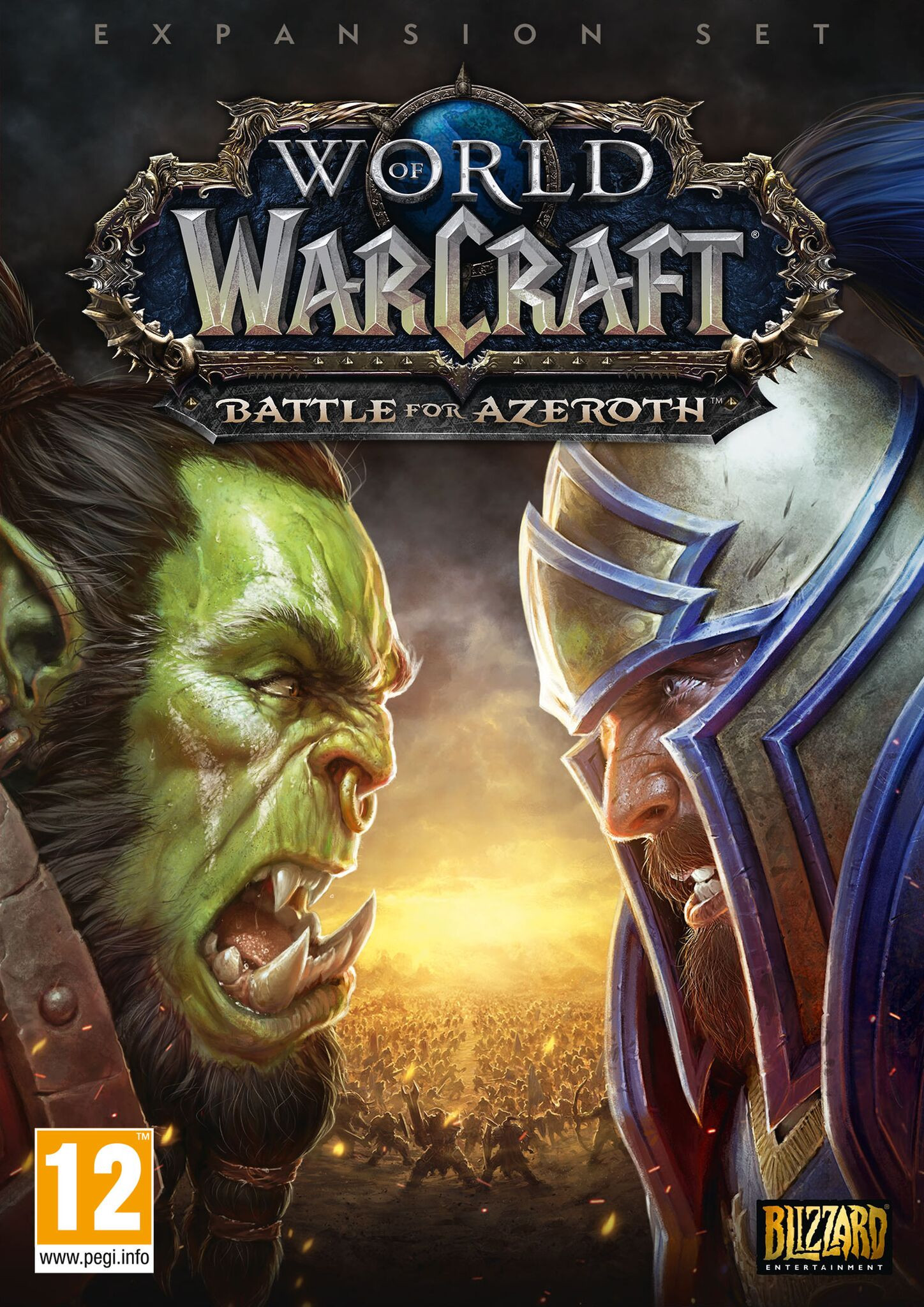 PCG World of Warcraft - Battle of Azeroth