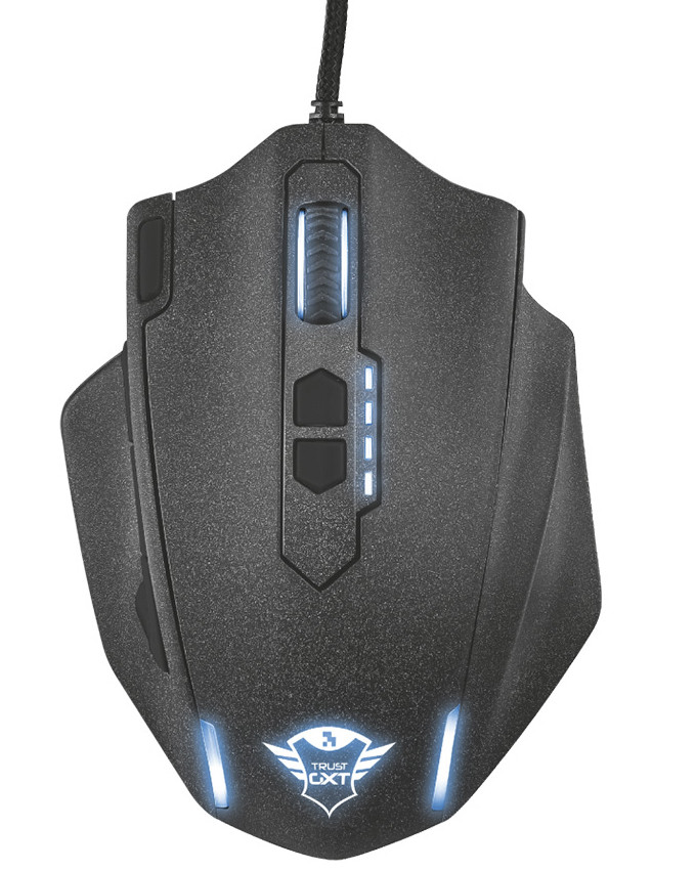 Gejmerski miš Trust GXT 155 Black