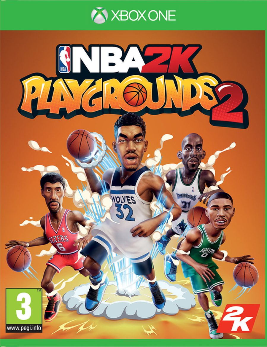 XBOX ONE NBA 2K Playgrounds 2