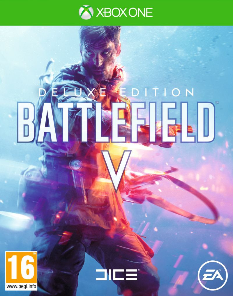 XBOX ONE Battlefield 5 Deluxe Edition