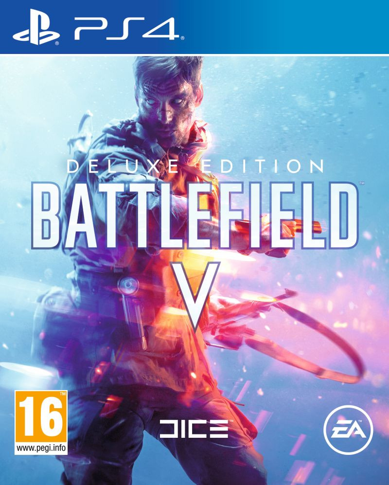 PS4 Battlefield 5 Deluxe Edition