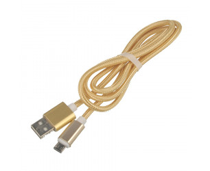Kabl Xipin Micro USB Cable (1m, Quick Charging Support)