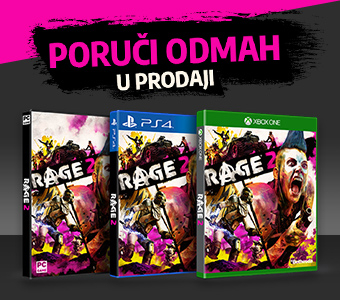 RAGE 2 igrica prodaja