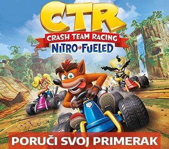 Crash Team Racing igrica prodaja
