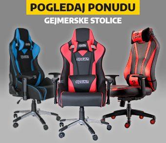 gamerske stolice prodaja