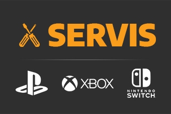 Servis konzola XBOX Playstation