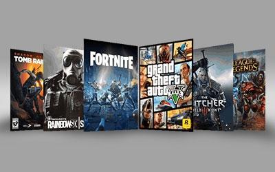 Prodaja PC igrica