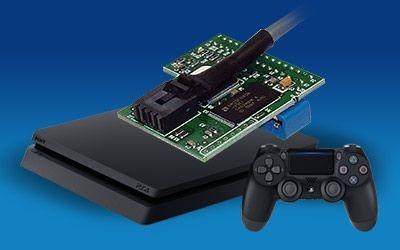 Servis PS4 konzola