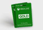 XBOX LIVE GOLD prodaja