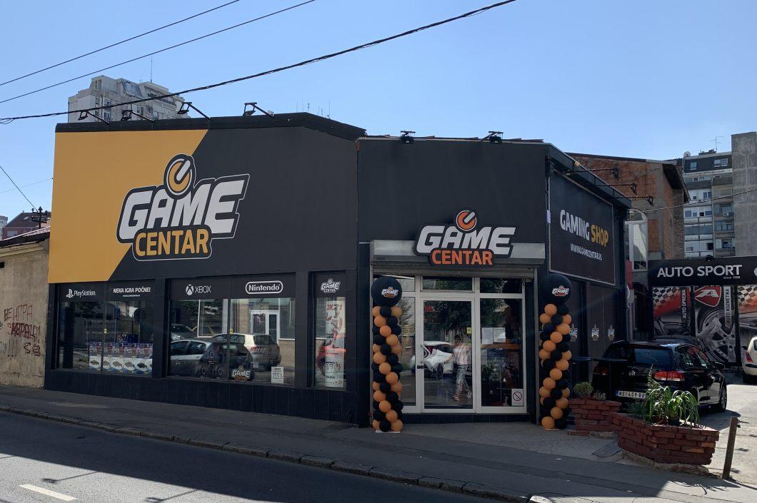 Game Centar prodavnica igrica Beograd